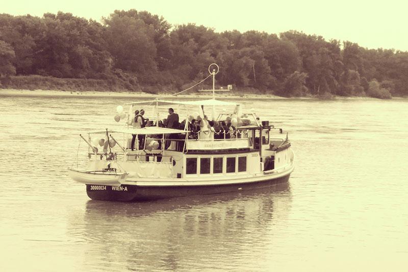 Das Event Schiff Carnuntum